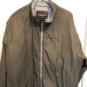 Men's Patagonia insulated full zip jacket XL